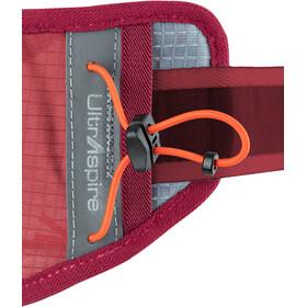 UltrAspire Plexus Waist Pack, burgundy/cherry tomato